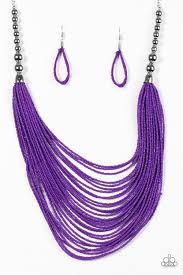 purple necklace images Products paparazzi accessories jewelry jpg