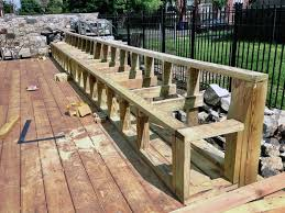 diy deck bench brackets simple deck bench brackets u2013 the latest