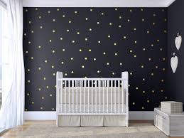 polka dot wall decal gold confetti polka dot polka dot wall zoom