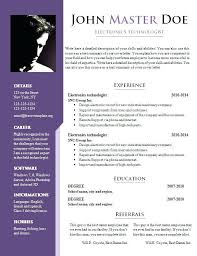 curriculum vitae format for freshers doc cv sles download doc ideas of 14 inspirational resume format