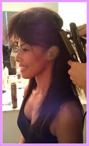 two ear hairstyle on set beauty tip ear protectors a girl s gotta spa