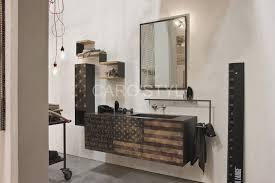 meuble design vintage meuble de salle de bains suspendu vintage et design carrelage et