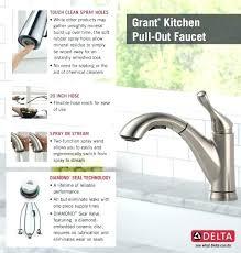 kitchen sink sprayer leaking delta sink sprayer delta kitchen faucet sprayer replacement