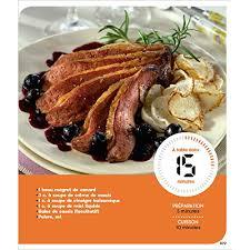 cuisine plus recettes top chrono les recettes les plus rapides livre cuisine des
