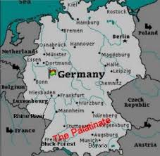 map germnay 1700s map of germany search geneology