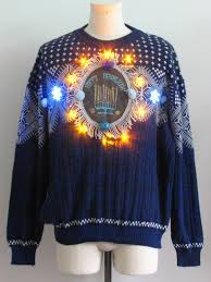mens amber lightup hanukkah ugly christmas sweater flatiron