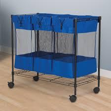 Sorter Laundry Hamper by Household Essentials 3 Bag Laundry Sorter U0026 Organizer Urban