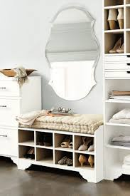 decorating with multipurpose furniture how to decorate sarah shoe storage bench from ballard designs