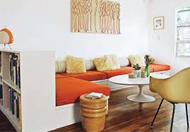 How To Decorate Small Spaces Modern Decorating A Small Living Room Small Apartment Decorating