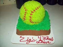 12 best softball cake ideas images on pinterest softball