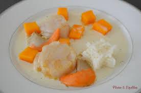 cuisiner des coquilles jacques fraiches jacques poêlées à la vanille et aux mangues plaisir et equilibre