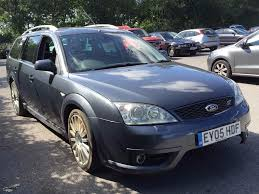 2005 ford mondeo st 155 2 2 tdci diesel manual sport estate good