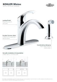 home depot kitchen faucets on sale home depot kitchen faucet songwriting co