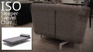 briers home decor stop motion transforming swivel sleeper chair the iso youtube