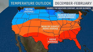 what does la niña for florida another warm winter