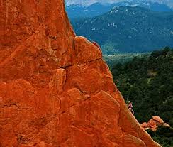 Rock Climbing Garden Of The Gods Front Range Climbing Company Rock Climbing Colorado
