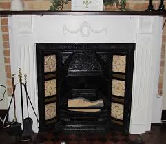 cattails and blackbird victorian fireplace fire pit for your