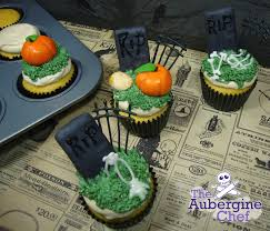 episode 137 halloween cupcake inspiration the aubergine chef