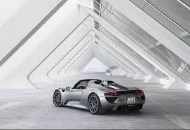 porsche supercar black porsche builds its last 918 spyder hybrid supercar car pro