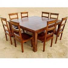Square Dining Table 8 Chairs 8 Chair Square Dining Table Visionexchange Co