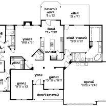 small ranch floor plans home architecture ranch house plans elk lake associated designs