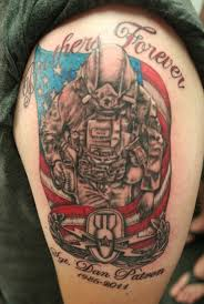 brothers forever memorial army tattoo design in 2017 real photo