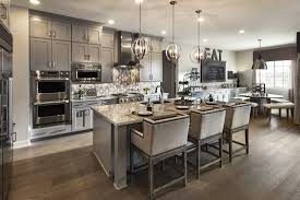 High Quality Kitchen Cabinets Kitchen Style Country White Gray Kitchen Design With Shaker