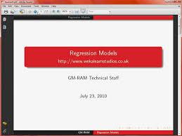 latex beamer equations youtube