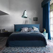 Blue Bedroom Design Blue Bedroom Ideas Ideal Home Blue Bedroom Design Space