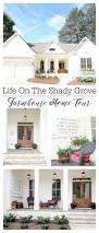 best 25 white farmhouse exterior ideas only on pinterest