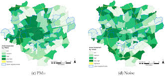 Dortmund Germany Map Ijerph Free Full Text Mapping Environmental Inequalities