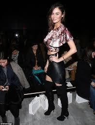 new york fashion week 2014 nicole trunfio reveals new cross