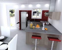 cuisine avec comptoir cuisine ouverte avec comptoir newsindo co