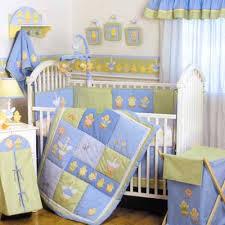 Duck Crib Bedding Set Duck Themed Baby Bedding Ducky Baby Bedding Sets Duckies