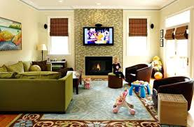 tv fireplace combo uk the pros and cons of having a over kids room