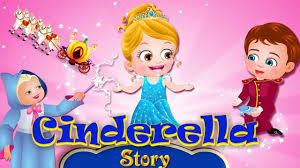 baby hazel cinderella story fairy tales kids animated