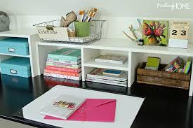 easy diy built in desk tutorial finding home farms