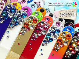 Designs For Decorating Files The Nail Art Company Crystal Glass Nail Files What Are They And