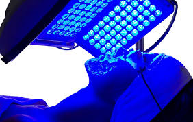 blue and red light therapy for acne best blue light therapy devices for acne