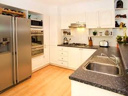 L Kitchen With Island Layout by Bedroom L Shaped Kitchen Ideas Breathtaking Black And White L