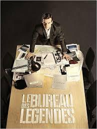 serie le bureau 05 série le bureau des legendes saison 1 2