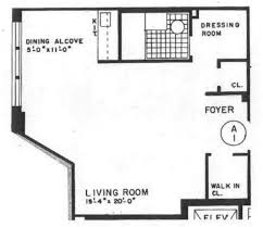 Studio Floor Plans King Apartments Studio Floor Plans