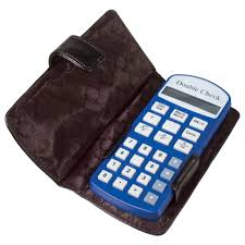 maxiaids double check talking financial calculator