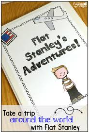 flat stanley goes on an adventure the colorful apple