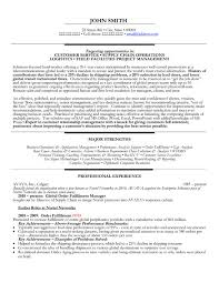Sample Resume For Fmcg Sales Officer by Top Supply Chain Resume Templates U0026 Samples