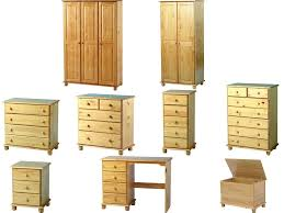 bedroom glamorous core flat packed boston dark antique pine 2