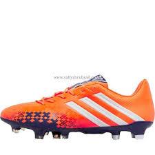 womens football boots uk adidas womens predator lz trx fg football boots orange white