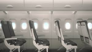Airplane Interior Plane Interior Flying In The Clouds By Videojuice Videohive