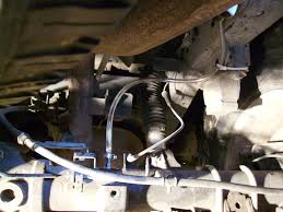 nissan titan rear axle how to install rear diff breather extension page 28 second