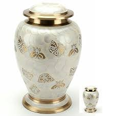 funeral urns for ashes golden butterfly cremation urn buy golden butterfly cremation